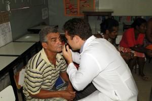 Cenoe realiza mutirão para diagnóstico do glaucoma_Foto Divulgação