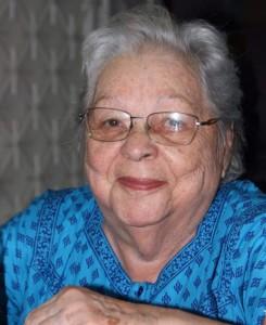 A comendadora Maria Dolores Vieira Passos