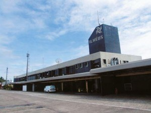 Entre as possibilidades de concessão em análise está o aeroporto de Ilhéus.