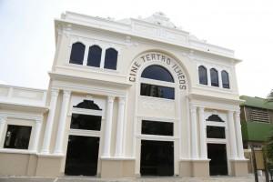Teatro Municipal de Ilhéus. Foto Secom Ilheus