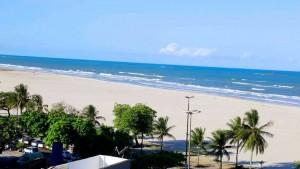 Evento acontece na praia da avenida Soares Lopes - Secom (3)