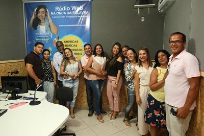 Inaugurada em Ilhéus primeira rádio Web (1)