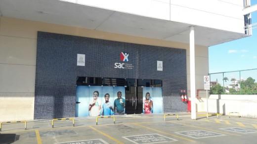 SineBahia Itabuna fica no SAC do Shopping Jequitibá.