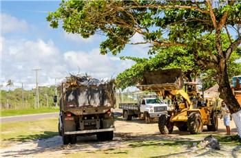Apesar do movimento de paralização dos caminhoneiros município mantém serviço do Samu - Secom (4)