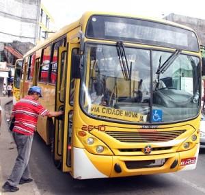 Transporte coletivo-Secom-Ilhéus