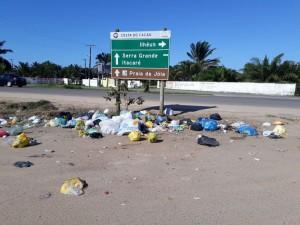 Lixo Joia do Atlântico