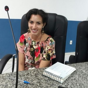 Ângela Cristina (Cris), presidente da UBM Ilhéus.