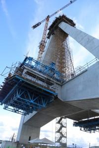 Além de se tornar um novo cartão-postal, a ponte vai beneficiar cerca de 511 mil moradores de Ilhéus, Itabuna, Una, Canavieiras, Buerarema, Itacaré e Uruçuca. (fotos José Nazal)